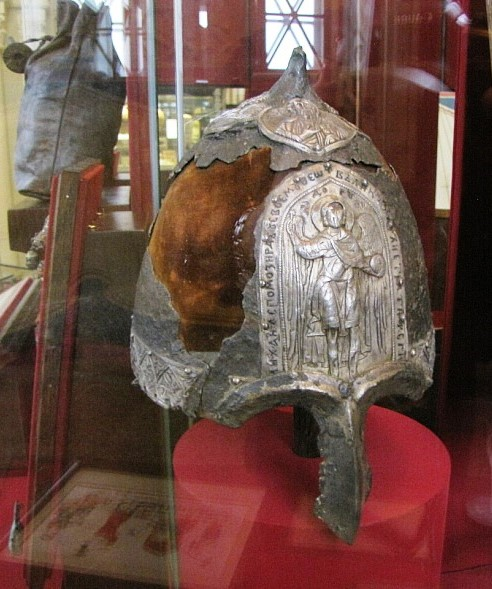 шлем ярослава Всеволодовича
