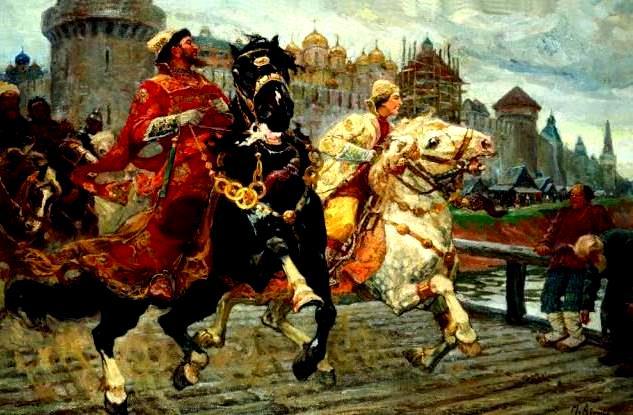 московский князь