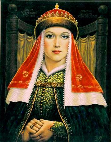 софья литовская 1425 1432