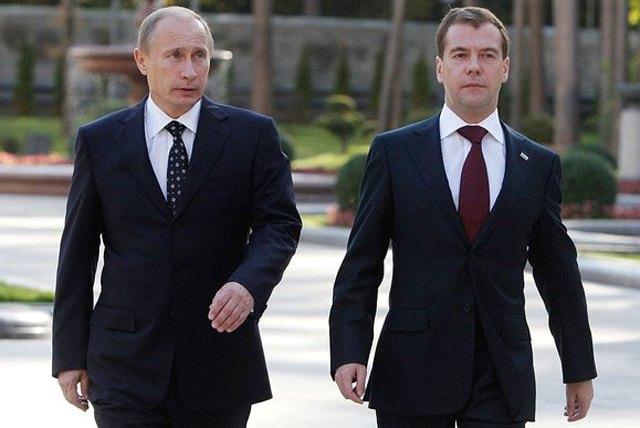 вместе с Медведевым