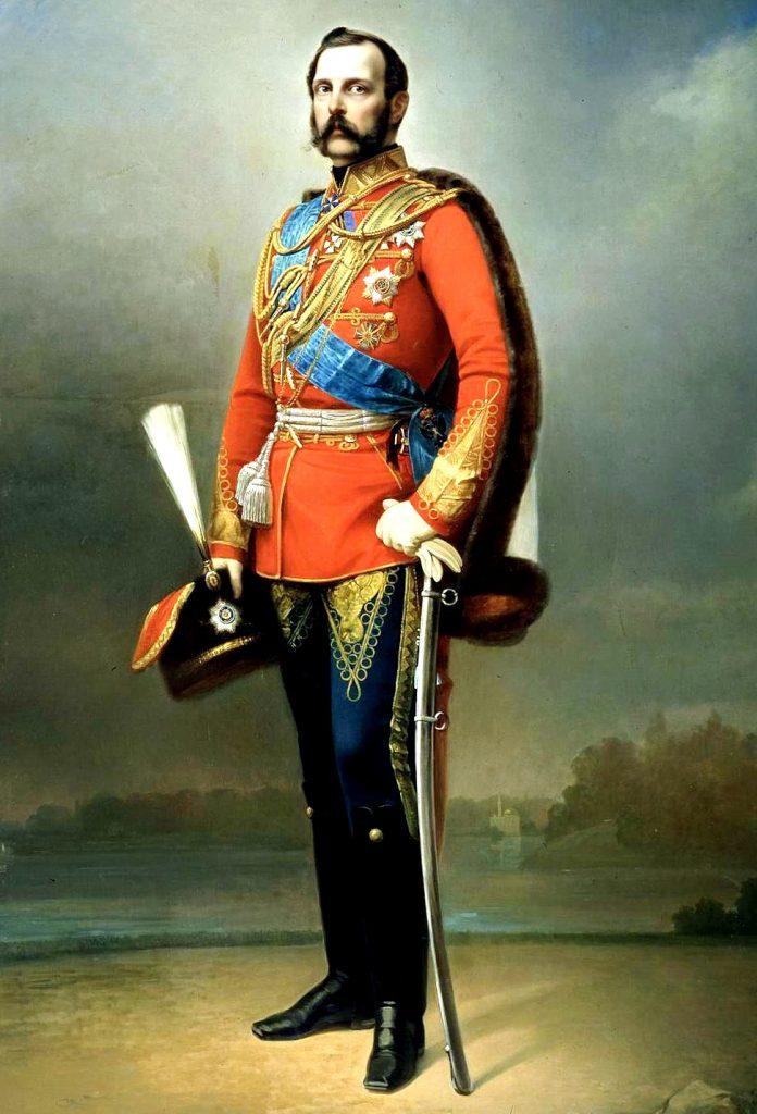 русский император