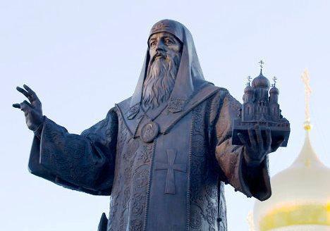 монастыри при Алексии