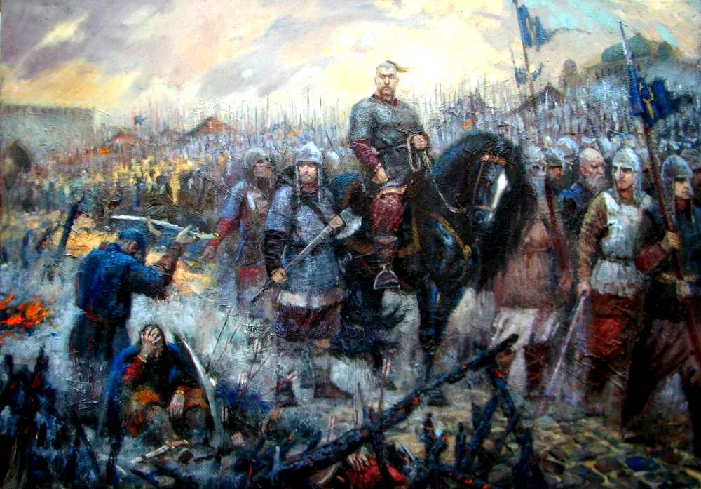 хазарский поход Святослава