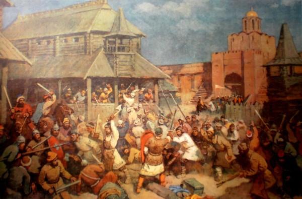 времена князей владимирских
