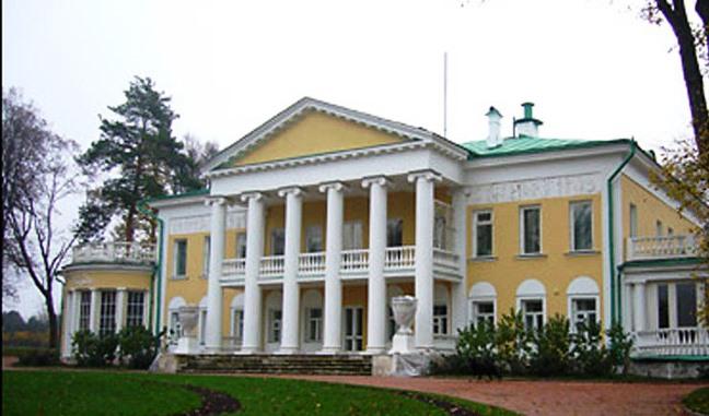 Дом Ленина в Горках