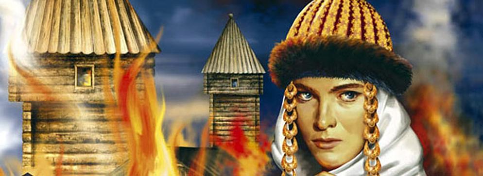 первый князь Игорь - гибель