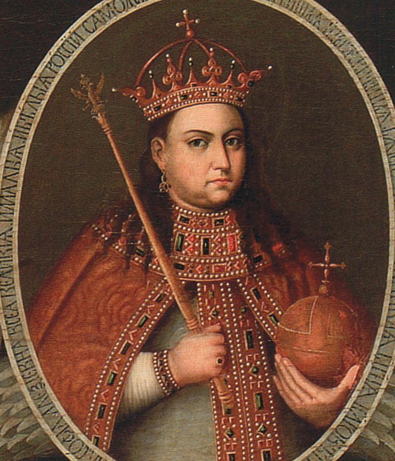 картина царица Софья