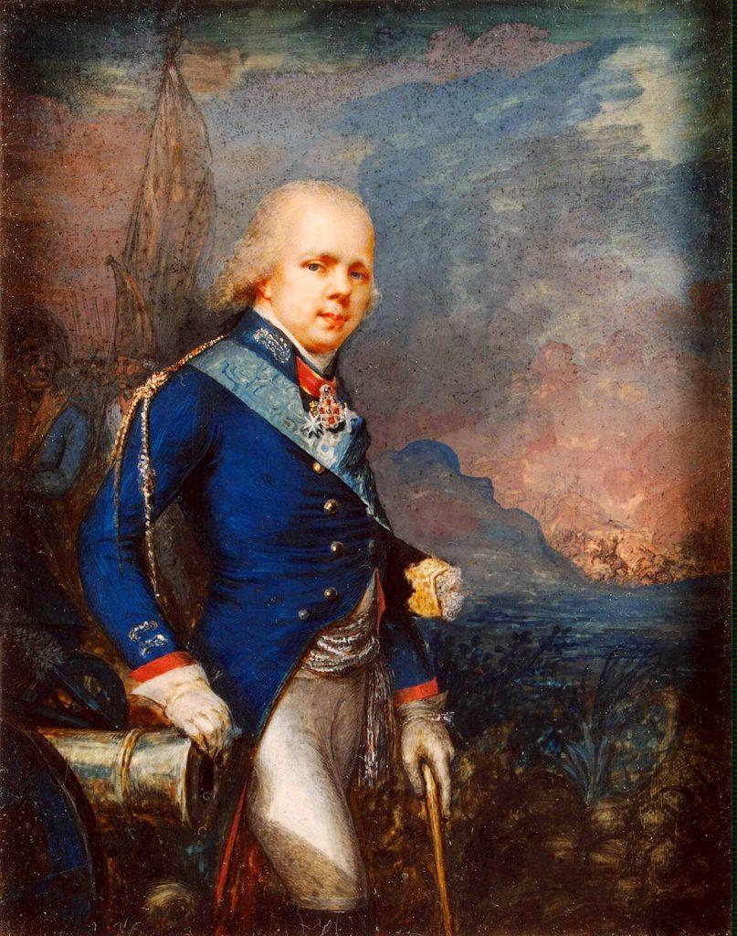 портрет великого князя
