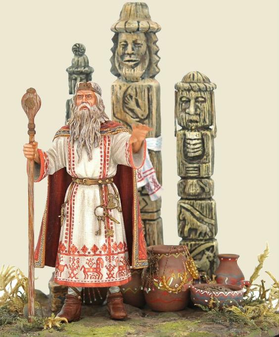 новгородский князь Гостомысл