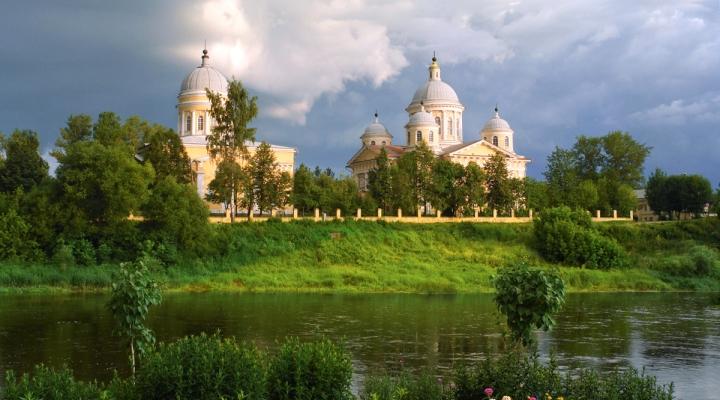 Ярополк в Торжке