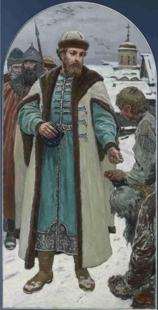 Иван Калита великий князь Московский