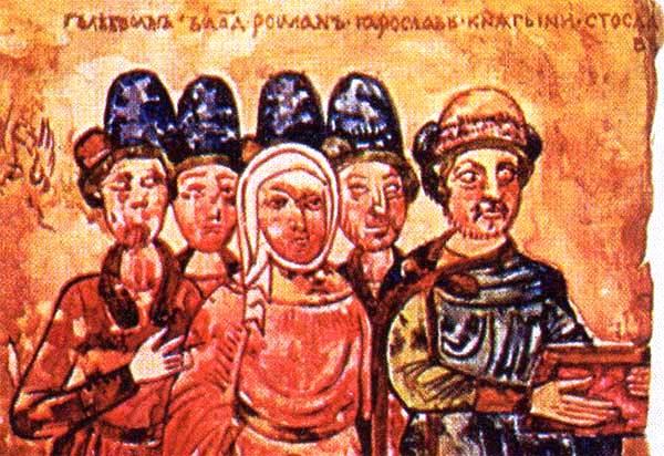 правление святослава ярославича