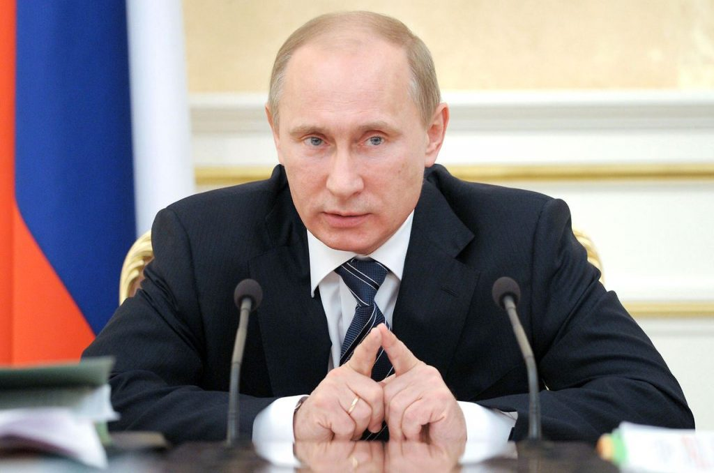 фото Путина