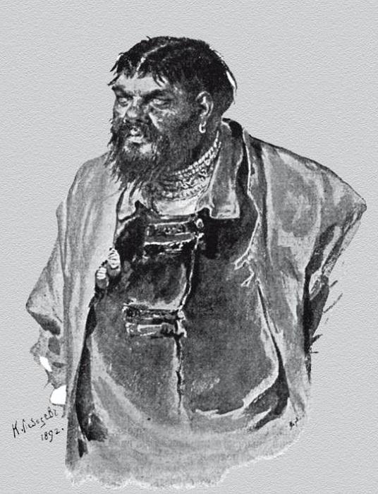 рисунок Скуратов