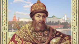 московский царь