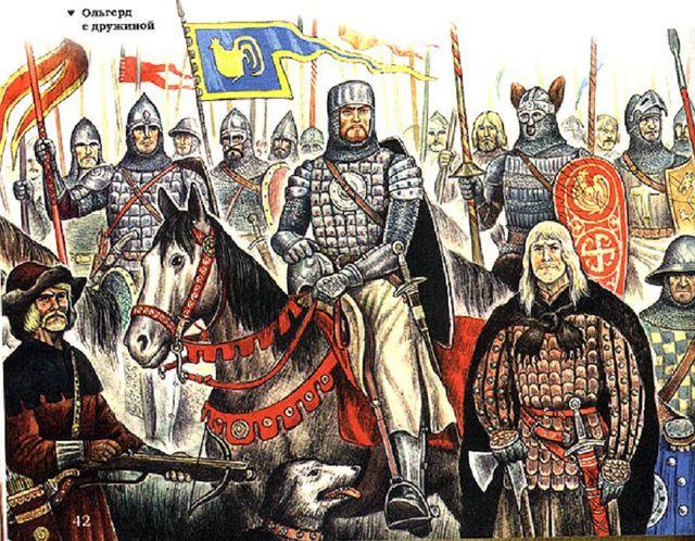 поход князя Семеона