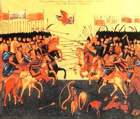 Константин Мудрый липецкая битва