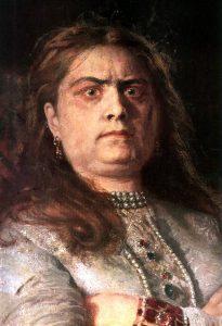 царица Софья Романова