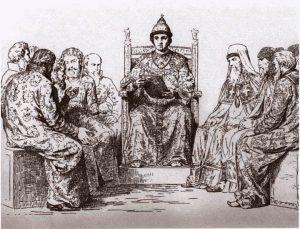 федор алексеевич правление