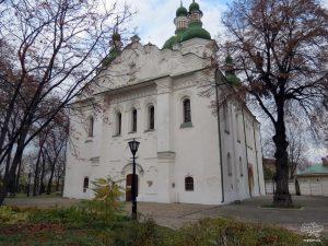 похороны правителя киевского