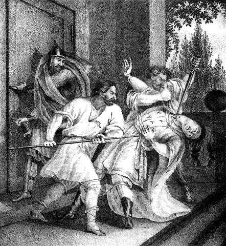 Ярополк Святославич деятельность