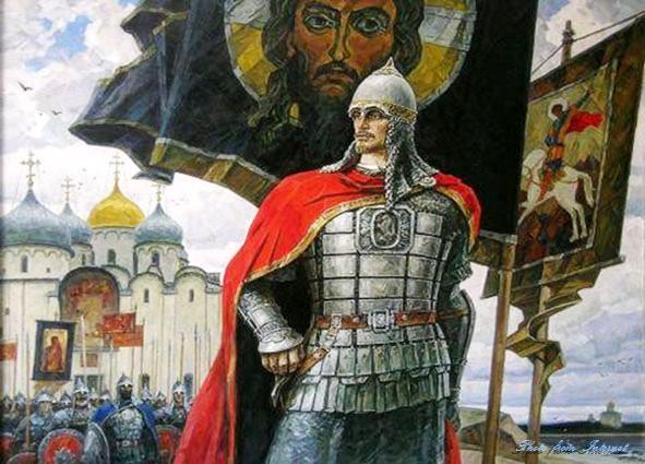 Подвиги Невского