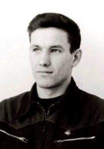 Молодой Борис Ельцин