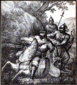 взятие в плен князя