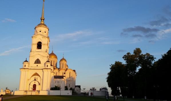 Ярополк во Владимире