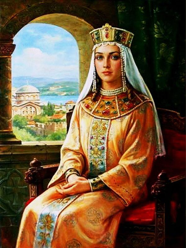 княгиня Ольга 2