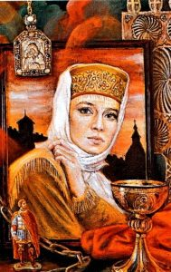 княгиня московская