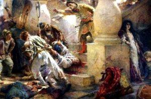 смерть лжецаря