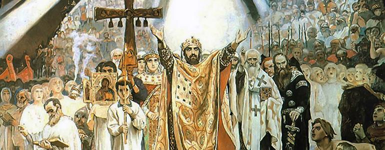 правление Владимира Великого