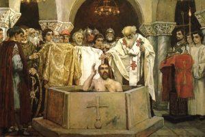 крещение Владимира Великого