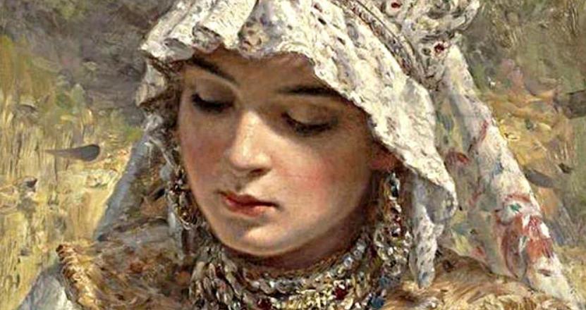 портрет Ксении Годуновой